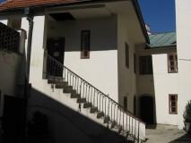 dům U Koulí - nádvoří