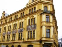 Hotel Dvořáček, pak Otava