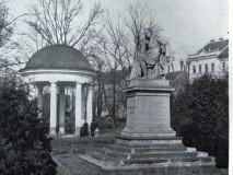 Palackého sady - Schrenkův pavilon