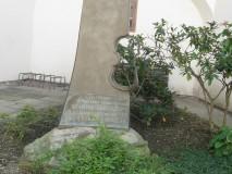 pomník - O. Ševčík