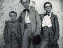 Bratři Alšové: Mikoláš, František a Jan