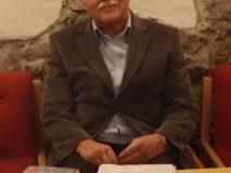 B. Ždichynec - autorské čtení v písecké knihovně, 2016